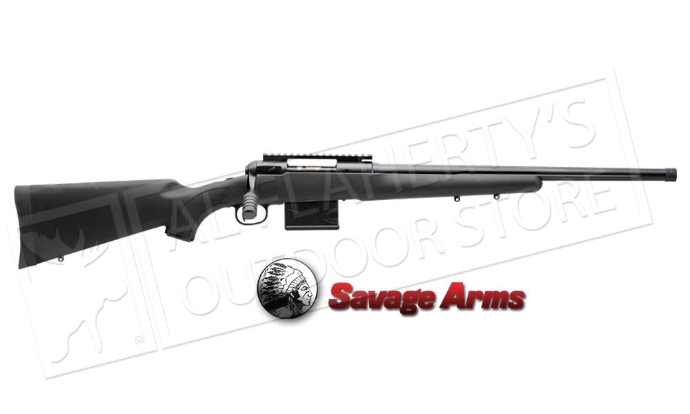 "Savage Arms Model 10 FCP-SR - .308 Caliber with 24"" Barrel #22441"