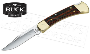 Buck 110 Folding Hunter, 50th Anniversary Edition #110BK