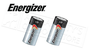 Energizer MAX D Batteries - Pack of 2 #E95BP2