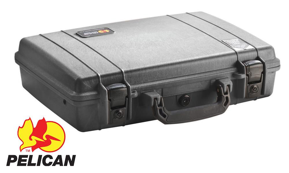 Pelican Case 1470 Double Pistol Black