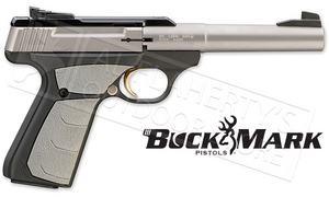 Browning Buckmark Camper UFX Stainless 22LR #051483490