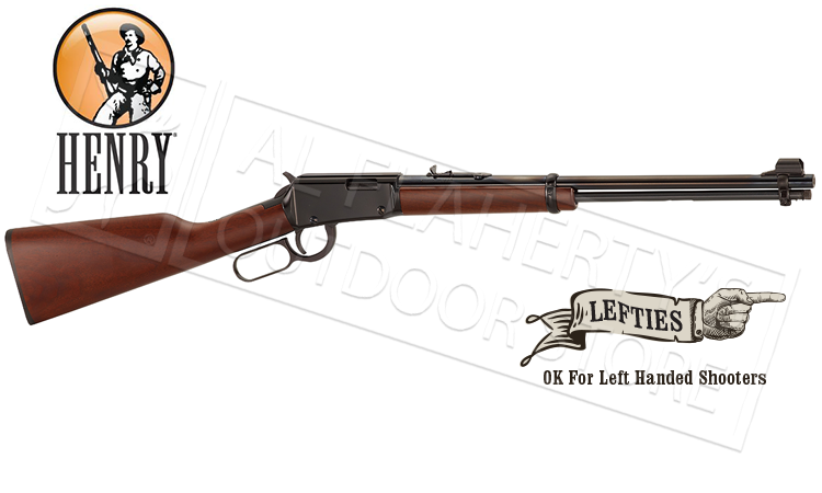 Henry Lever Action .22 Rifle #H001