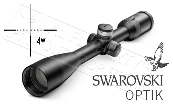 Swarovski Scope Z5 Ballistic Turret Plex Reticle 59764