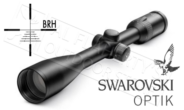 Swarovski Z5 Scope 3.5-18x44mm w/BR-H Reticle & Parallax Adjustments #59766