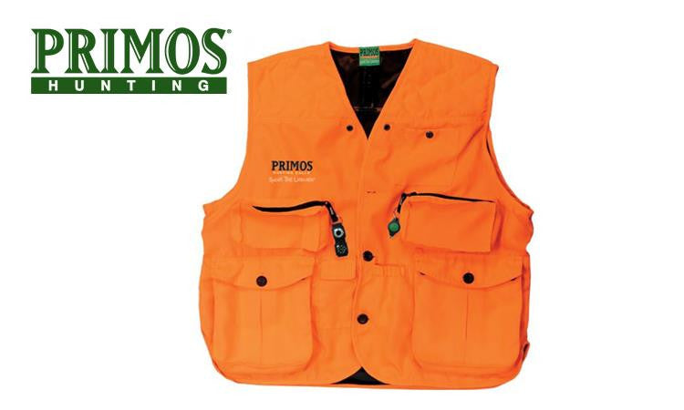 Primos Gunhunter's Vest, Blaze Orange M-2XL