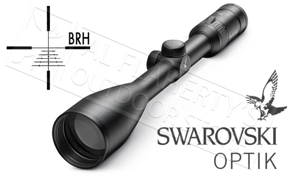 #59026 Swarovski Z3 Rifle Scope 4-12x50 BRX-H BRH Reticle