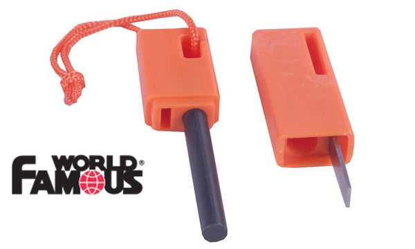 World Famous Survival Fire Starter #4039