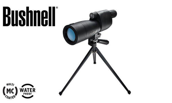 Bushnell Sentry Spotting Scope, 18-36x50mm with Tripod #789332