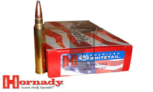 (Store Pickup Only)<br>Hornady American Whitetail 300 Win. Mag. InterLock, 150 Grain Box of 20 #8204