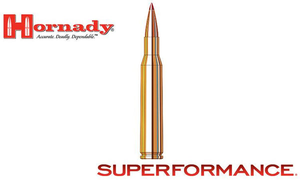 Hornady 270 WIN Superformance InterBond, 130 Grain, Box of 20 #80548