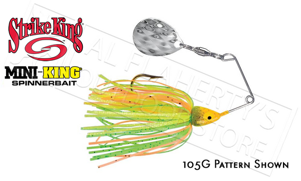 Strike King Mini King Spinnerbaits