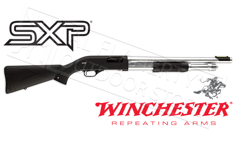 #512268395 Winchester SXP Marine Defender with Invector Plus Choke System