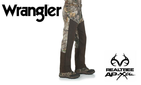 Prangler ProGear Upland Jeans, Realtree AP Xtra / Dark Brown, 32/30 to 42/32 #PG101AX