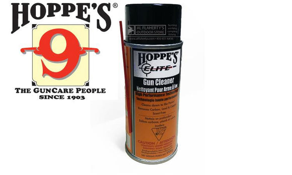 (Store Pickup Only)<br>Hoppe's Elite Gun Cleaner Aerosol Can, 113g #GC4ACN