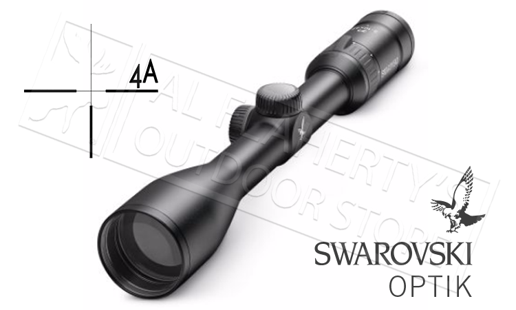 Swarovski Z3 Scope 3-10X42mm, 4A Reticle #59013