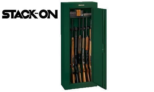 Stack-On 8-Gun Steel Security Cabinet GCG-908