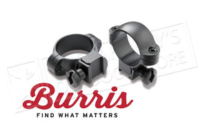 Burris Rimfire Airgun Rings - High #420076