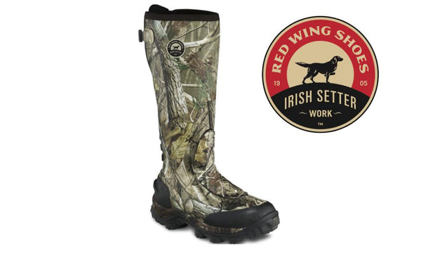Irish Setter Rutmaster Boot 1200G Thinsulate Ultra #4874
