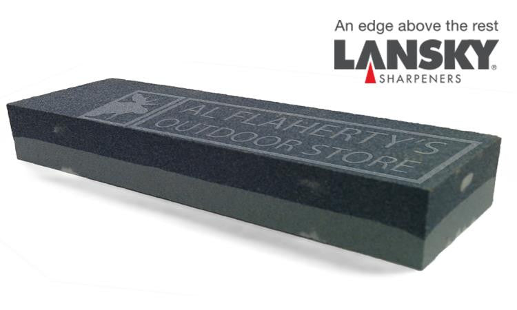 "Lansky ComboStone, 2""x8"" Coarse and Medium Grit #LCB8FC"