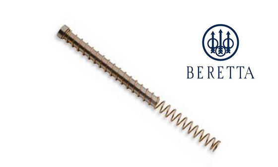 Beretta 92 Guide Rod Steel Gold Finish E00189