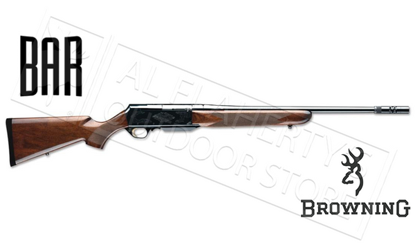 Browning Rifle BAR Safari Mark II with BOSS #31001