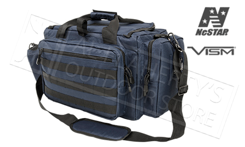 NcStar VISM Competition Range Bag Blue #CVCRB2950BL