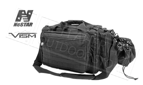 NcStar VISM Competition Range Bag Black #CVCRB2950B
