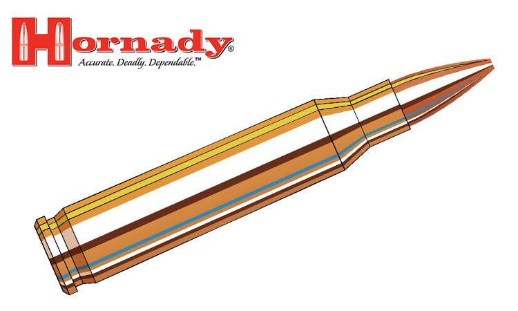 <b>(Store Pickup only)</b><br>Hornady 223 REM, Superformance Match, 75 Grain BTHP AMP, 20 Round Box #80264