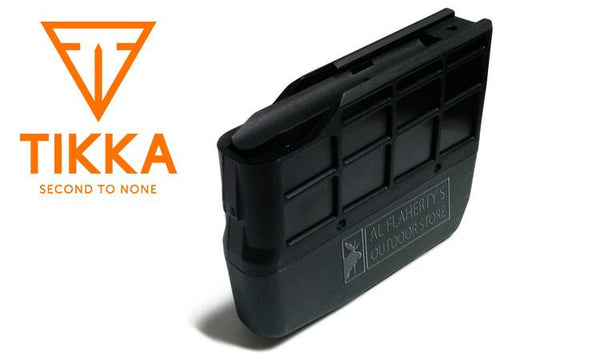 Tikka T3 Magazine, 5-Round, Calibers 22-250, .243, and .308 #S5850374