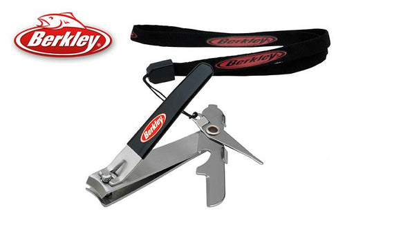 Berkley Stainless Steel Line Clippers #BTSSC