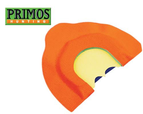 Primos Hunting Reed Mouth Call A-Frame Double with Bat Cut #1183