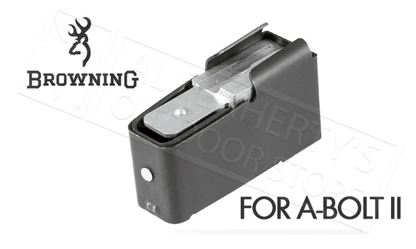 Browning A-Bolt II Magazine