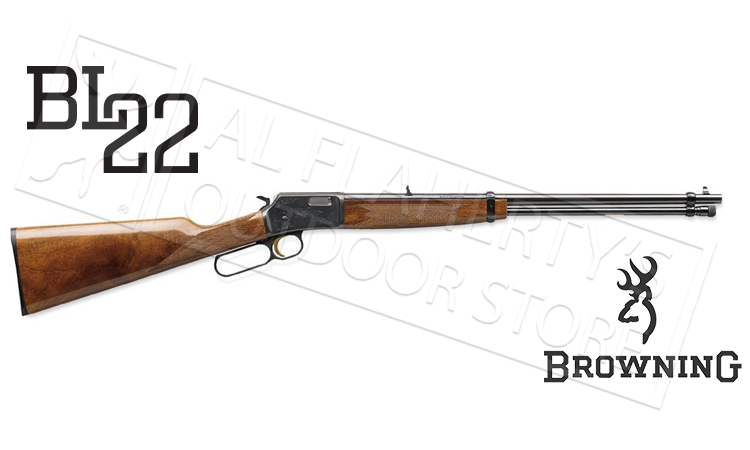 Browning BL-22 Grade II .22 Lever Action Rifle #024101103