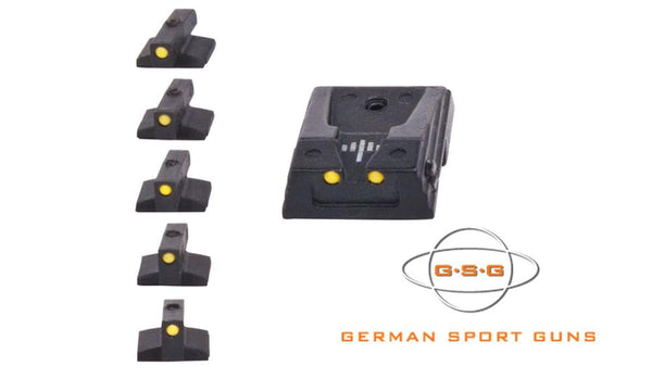 GSG 1911 Rear & Front Sight Kit