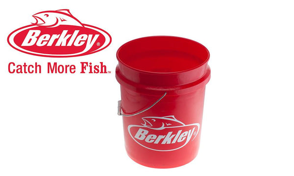 Berkley 5-Gallon Bucket, Red #BA5GFB