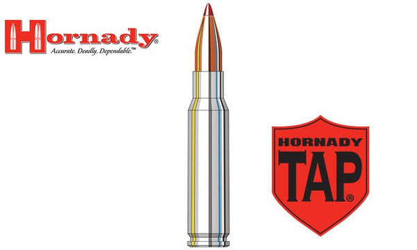 Hornady TAP FPD 308 WIN, 155 Grain, Box of 20 #80928