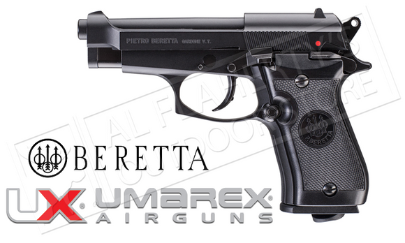 Umarex Air Pistol Beretta Mod. 84FS Steel Frame, .177 BB with Blowback #2253015