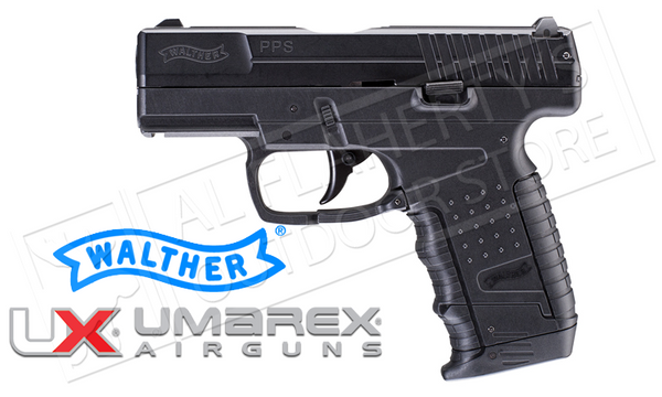 Umarex Air Pistol Walther PPS .177 BB with Blowback #2252406