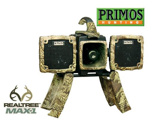 Primos Hunting Alpha Dogg Electronic Game Call #3756