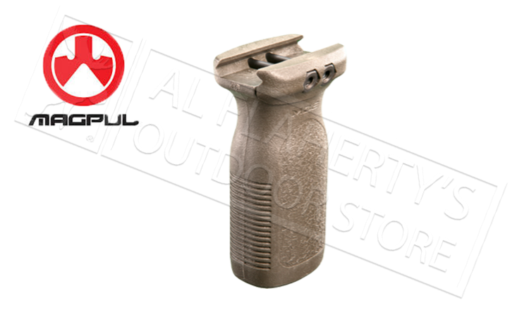 Magpul #MAG412 RVG Rail Vertical Grip AR Forward Grip