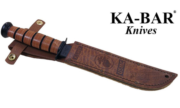 KA-BAR USMC Full Size #1217