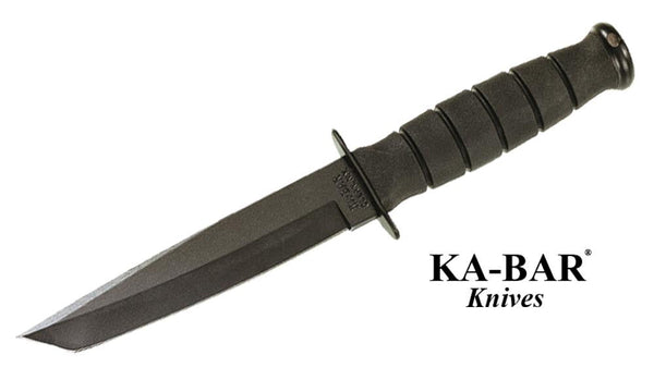 KA-BAR Short Black Tanto #5054