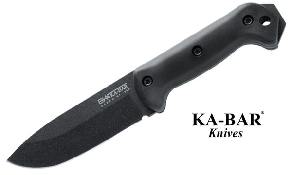 KA-BAR Becker Campanion Fixed Blade #BK2