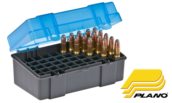 Plano 1228-50 Rifle Ammo Box, 50 Rounds
