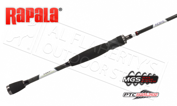 "Rapala Aeris Spinning Rod - 6'9"" Medium Light 2-Piece #AR25SP69ML2"