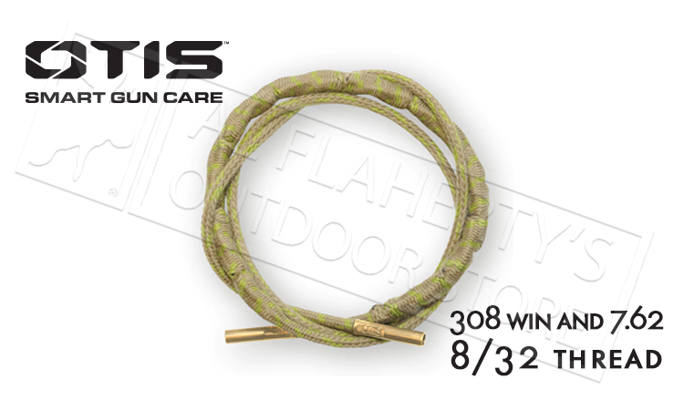 Otis Ripcord Boresnake for 308 Caliber and 7.62mm Rifles #FG-RC-330