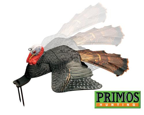 Primos Hunting Dirty B Turkey Decoy 69025