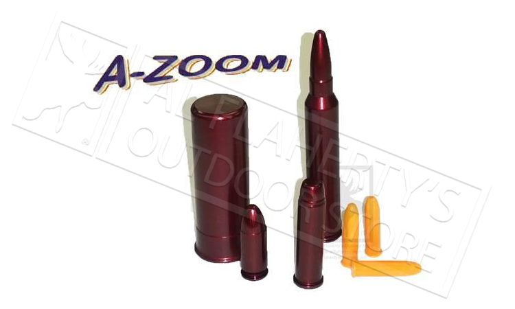 A-Zoom Precision Snap Caps Dummy Rounds Training Rounds