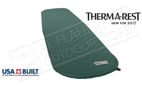 Therm-A-Rest Trail Lite Self Inflating Mattress, Regular and Large Updated for 2017 #0983