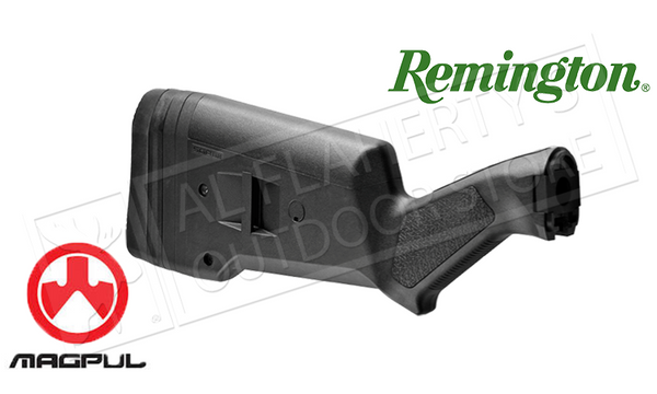 Magpul #MAG460 SGA Stock for Remington 870 Shotguns, Black
